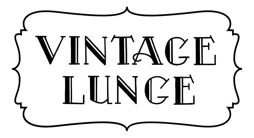 Lettering: Vintagelunge