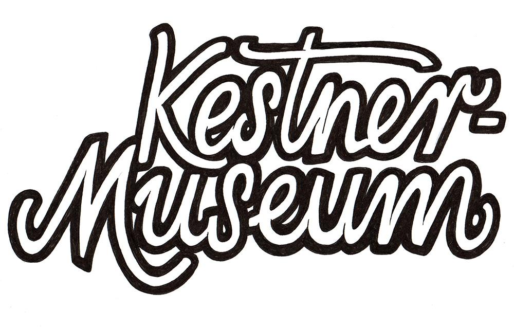 "Lettering ""Kestern-Museum"""