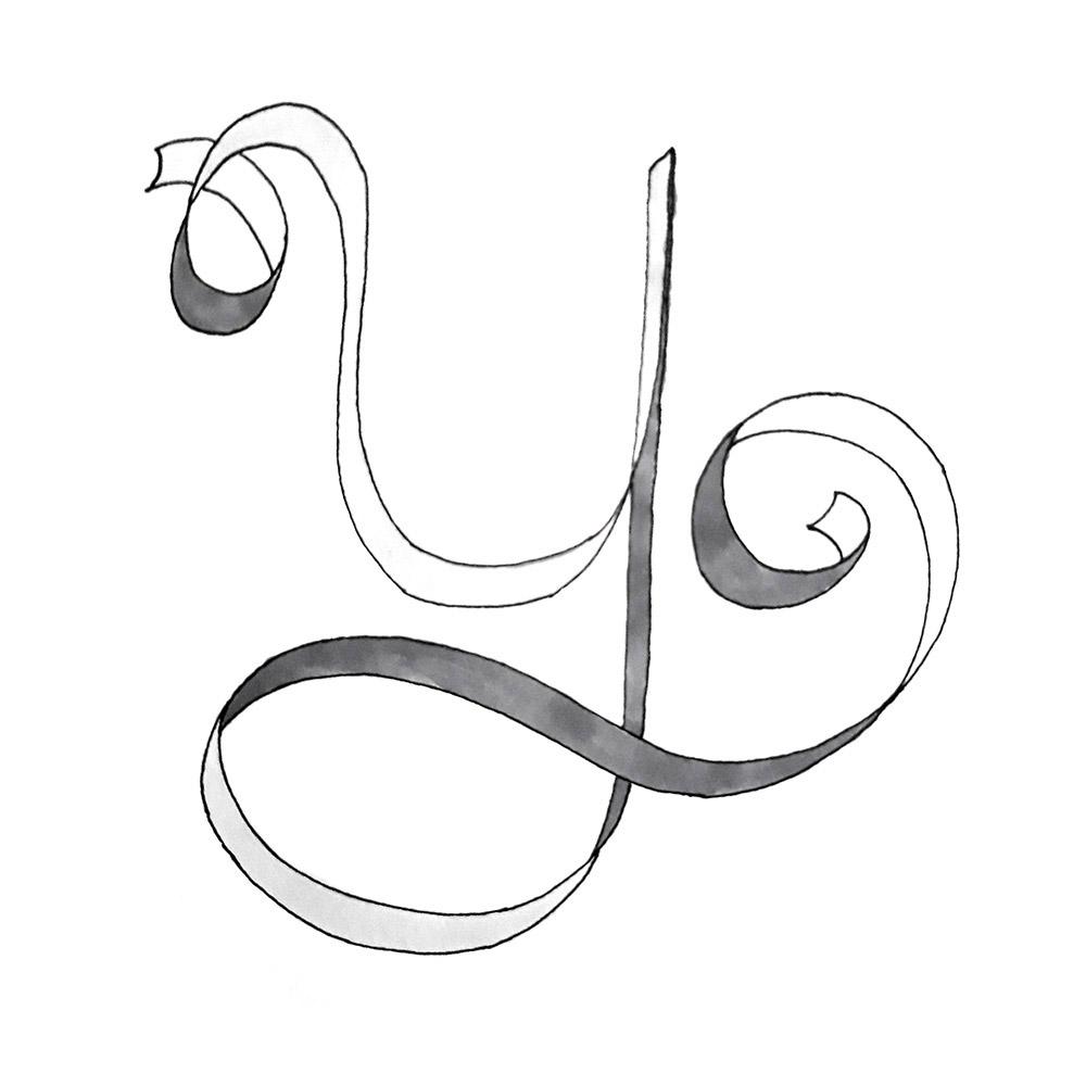 Alphabet #1 - Buchstabe Y