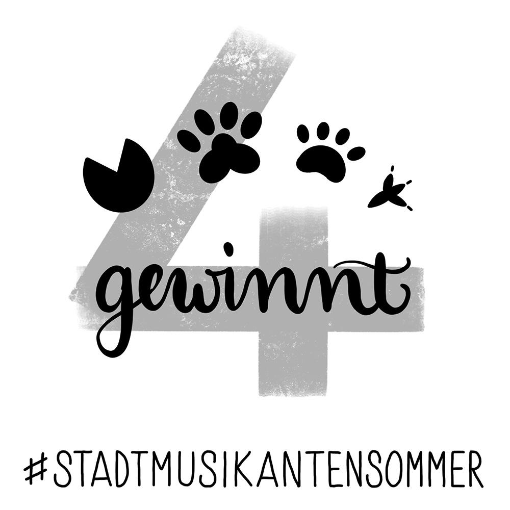 Stadtmusikantensommer 2019 - Vier gewinnt
