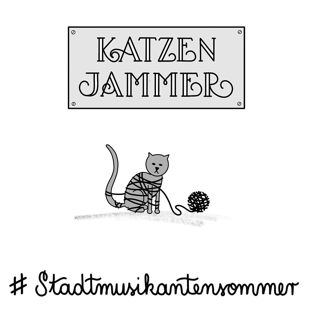 Stadtmusikantensommer 2019 - Katzenjammer