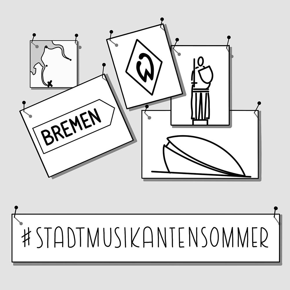 Stadtmusikantensommer 2019 - Bremen