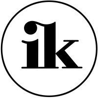 Monogramm IK - Insa Krey